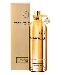 Montale Pure Gold парфюмированная вода 100 ml. Монталь Пур Голд