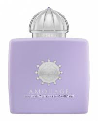 Amouage Lilac Love парфюмированная вода 100 ml. Амуаж Лилак Лав