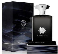 Amouage Memoir Man парфюмированная вода 100 ml. Амуаж Мемуар Мен