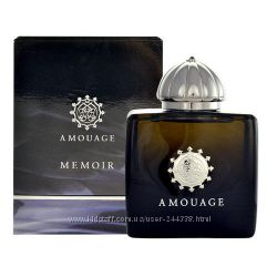 Amouage Memoir Woman парфюмированная вода 100 ml. Амуаж Мемуар Вумен