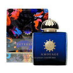 Amouage Interlude for Women парфюмированная вода 100 ml. Амуаж Интерлюд Фо