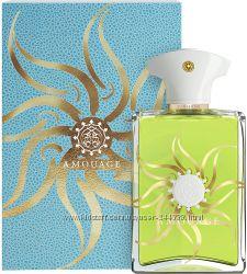 Amouage Sunshine Man парфюмированная вода 100 ml. Амуаж Саншайн Мен