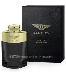 Bentley For Men Absolute парфюмированная вода 100 ml. Бентли Фор Мен Абсол