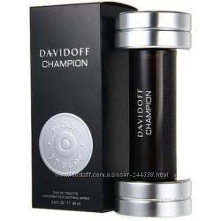 Davidoff Champion туалетная вода 90 ml. Давидофф Чемпион