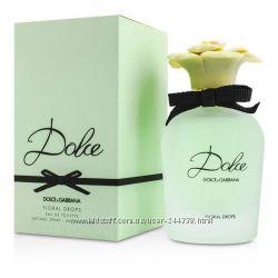 Dolce & Gabbana Dolce Floral Drops туалетная вода 75 ml. Дольче Габбана