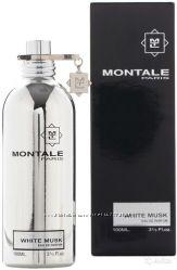 Montale White Musk парфюмировання вода 100 ml. Монтале Вайт Муск