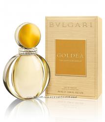 Bvlgari Goldea парфюмированная вода 90 ml. Булгари Голдеа