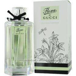 Gucci Flora by Gucci Gracious Tuberose туалетная вода 100 ml. Гуччи Флора