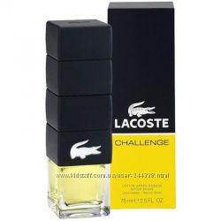 Lacoste Challenge туалетная вода 100 ml. Лакост Челенж