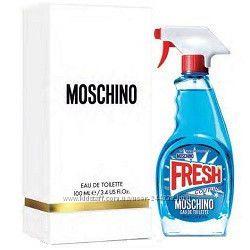 Moschino Fresh Couture туалетная вода 100 ml. Москино Фреш Кутюр