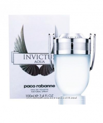 Paco Rabanne Invictus Aqua туалетная вода 100 ml. Пако Рабан Инвиктус Аква