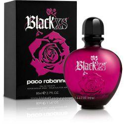 Paco Rabanne Black XS Pour Femme туалетная вода 80 ml. Пако Рабан Блэк