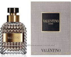 Valentino Valentino Uomo туалетная вода 100 ml. Валентино Умо