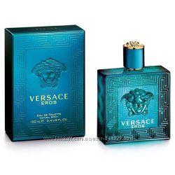 Versace Eros туалетная вода 100 ml. Версаче Ерос