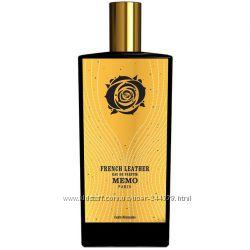 Тестер Memo French Leather парфюмированная вода 75 ml. Тестер Мемо