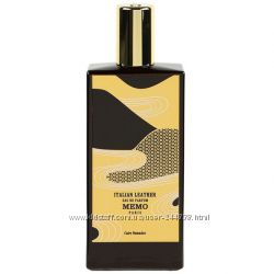 Memo Italian Leather парфюмированная вода 75 ml. Тестер Мемо