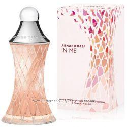 Armand Basi In Me парфюмированная вода 100 ml. Арманд Баси Ин Ми