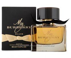 Burberry My Burberry Black парфюмированная вода 90 ml. Барбери Май Барбери