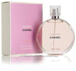 Chanel Chance Eau Vive туалетная вода 100 ml. Шанель Шанс Еау Вива
