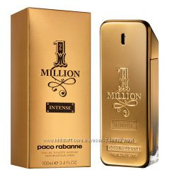 Paco Rabanne 1 Million Intense туалетная вода 100 ml. Пако Рабанна 1 Милион