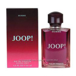 Joop Joop Homme туалетная вода 125 ml. Джоп Джоп Хом
