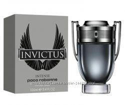 Paco Rabanne Invictus Intense туалетная вода 100 ml. Пако Рабан Интенс