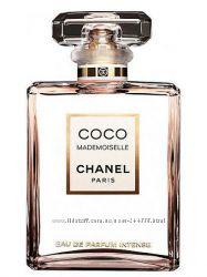 Chanel Coco Mademoiselle Eau De Parfum Intense парфюмированная вода 100 ml.