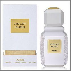 Ajmal Violet Musc парфюмированная вода 100 ml. Аджмал Фиолетовый Мускус