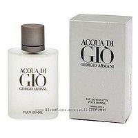 Giorgio Armani Acqua Di Gio Pour Homme туалетная вода 100 ml. Армани
