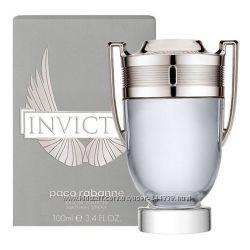 Paco Rabanne Invictus туалетная вода 100 ml. Пако Рабан Инвиктус - Оригинал