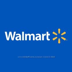Walmart без комиссии, авиа 7 долл, море 5 долл