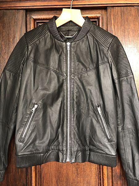 Куртка Mango, новая с биркой Натур кожа