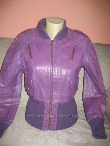 Куртка Vero Moda р XS S кожа