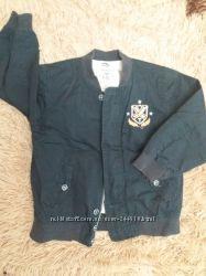 Куртка бомпер Chicco для мальчика 110