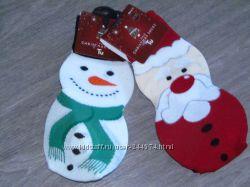 новогодние носки Англия, шикарный подарок