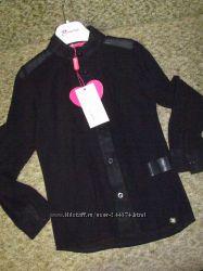 рубашка и блуза  на 8-9л, италия, sarah chole