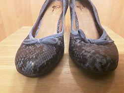 Туфли кожаные  Bata