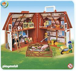 долгожданная новинка от Playmobil - Ферма 4142