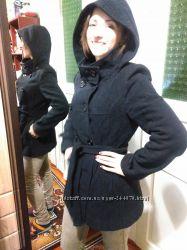 Зимнее кашемировое пальто.