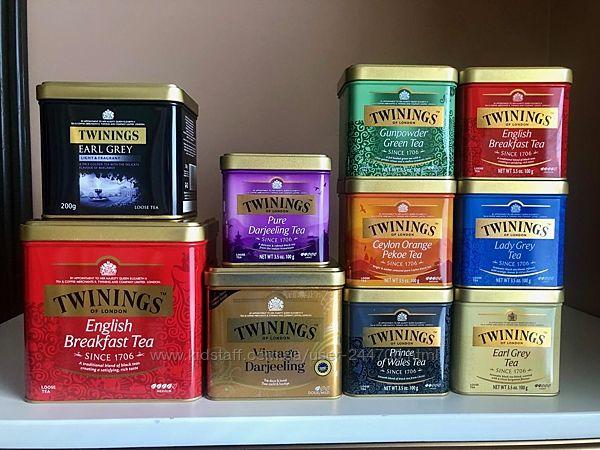 чай Twinings  Твайнингс
