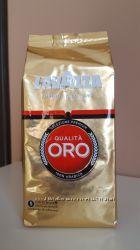 Кава в зернах Lavazza Qualita Oro 1кг. Оригінал