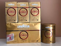 Кава кофе  Lavazza Qualita Oro 250г  Оригінал