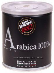 Кофе молотый  Caffe Vergnano&nbsp1882 Moka 100Арабика