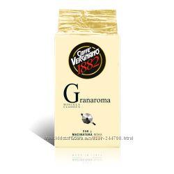 Кофе молотый  Caffe Vergnano&nbsp1882 Gran Aroma 250г.