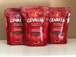 Кофе растворимыйGevalia Mellan Rost 200 г. эконом. пак
