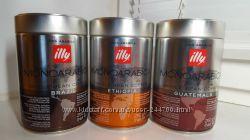 Кава зернах Illy Monoarabica 250г. жб