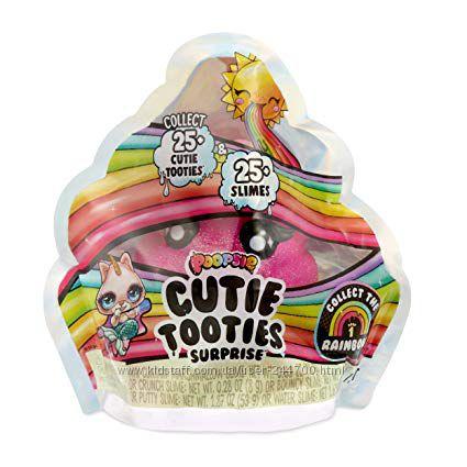 Poopsie Cutie Tooties Surprise Пупси Питомец слайм, сквиш