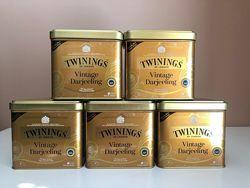 Чай Twinings Darjeeling Vintage Твайнингз Дарджилинг Винтаж  180г.