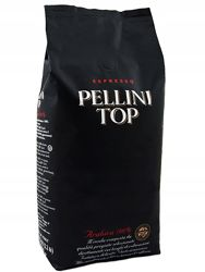 Кава кофе в зернах PELLINI TOP 1кг. Италия