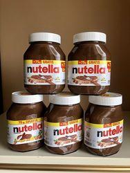 Nutella шоколадная паста  Ferrero 825г. Германия